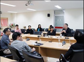 การละคร ประชุมแนวทางการปรับปรุงหลักสูตร