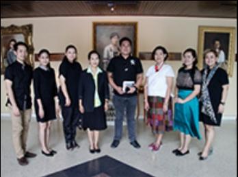 นาฏศิลป์ไทย ประชุมแนวทางการปรับปรุงหลักสูตร