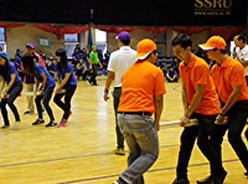 กีฬาเชื่อมความสัมพันธ์ สวนสุนันทา 2561