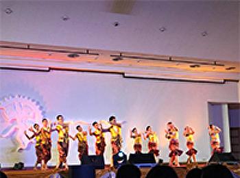 โชว์ตระการตา นาฏศิลป์ไทยสวนสุนันทา ณ งานศิลปวัฒนธรรมอุดมศึกษา ครั้งที่ 18