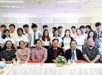 Naresuan University Visiting music majors Suan Sunandha