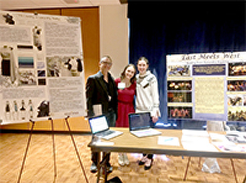 นักศึกษาอเมริกา นำเสนอผลงานวิจัย โครงการ East Meets West คว้ารางวัลชนะเลิศ สองปีซ้อน!!