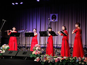 Flute Concert from Japan