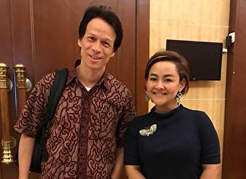 อาจารย์ ดร.ผกามาศ จิรจารุภัทร ได้รับเชิญให้ร่วมการปาฐกถาพิเศษในการประชุมวิชาการระดับนานาชาติ สาธารณรัฐอินโดนีเซีย