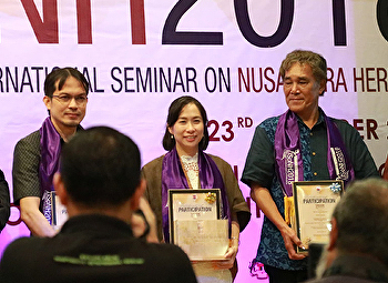 Asst. Prof. Dr. Chutima Maneewattana was invited to attend the keynote speech in Malaysia.