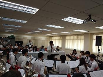การนำเสนอผลงานสร้างสรรค์ นักศึกษาสาขาวิชาดนตรี ปีการศึกษา 2561
