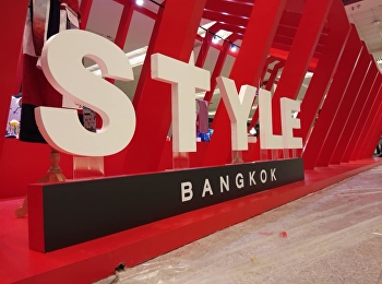 ผลงานนักศึกษาจัดแสดงในงาน STYLE BANGKOK 2018