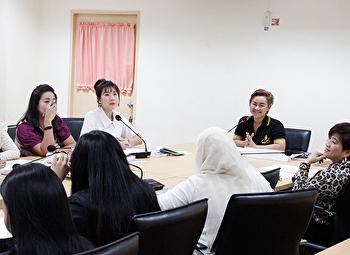 ประชุมงานประกันคุณภาพการศึกษา ประจำปีงบประมาณ 2562