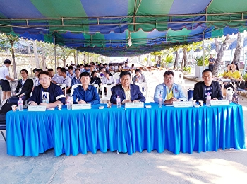 Dr. Rungkiat Siriwongsuwan was invited to be a judge for the string band contest at Nakhon Pathom Province