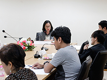 Executive Committee Meeting no.1 / 2019