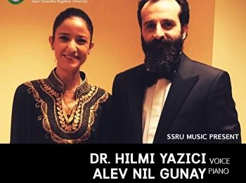 Traditional to Modern Concert by Dr. Hilmki Yazici