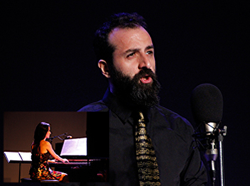 Workshop a new music experience From Turkey, Music Department organize activities for students.