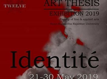 Invite to visit the Art Thesis Exhibition 2019 (Painting Department)
