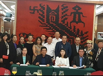 Dean of the Faculty of Fine Arts witnessed the signing of cooperation with institutions in the People's Republic of China.