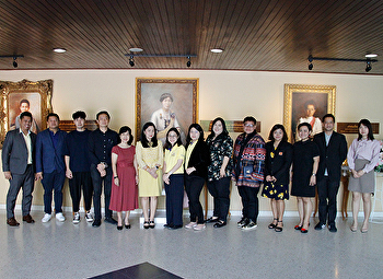Fashion Design Department received an internal quality assessment examination of Academic Year 2018