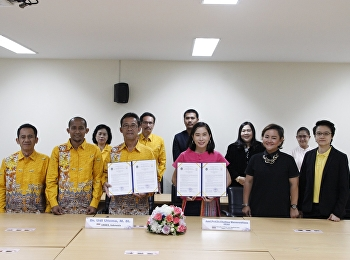 FARSSRU increase academic network Signed a MOA with Universitas Negeri Semarang (UNNES) in Indonesia.
