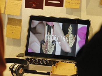 Thesis Exhibition of Senior Students of Visual Communication Design