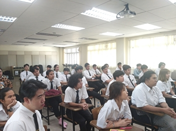 Music Department organized the last orientation for the senior students