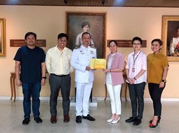 Dr. Peerapol Chatchawan completed the 904 Volunteer Spirit Curriculum