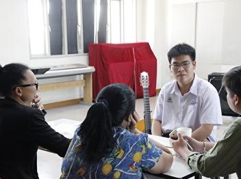 MUS New student interview for round 1/2020 (Portfolio)