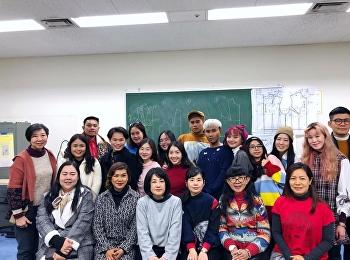 Fashion Design นำนศ.บินไกลถึงญี่ปุ่น ฝึกอบรมหลักสูตรของ Bunka Fashion Collage ประเทศญี่ปุ่น