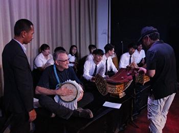 เรียนรู้ และ Workshop ทางด้านดนตรีโดยศิลปินจากสหรัฐอเมริกา