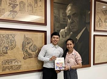 Asst. Prof. Dr. Wanasak Padungsestakit has been invited as a guest speaker at Silpakorn University