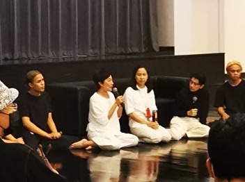 FARSSRU'Dean and students of performing art has performed the