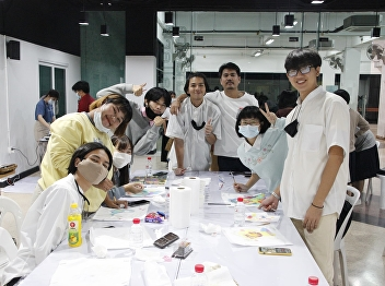 Workshop on how to make batik cloth
