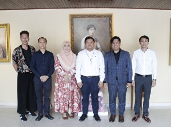 New management team of Faculty of Fine and Applied Arts