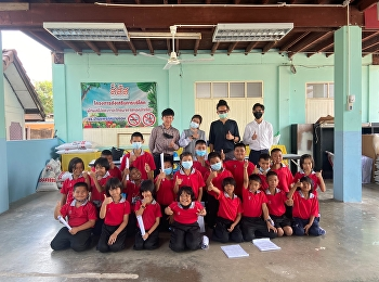 Music Department has conducted a research project for developing musical skills for schools in Samut Songkhram Province.